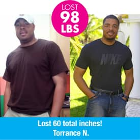 First Fitness Get Suddenly Slim testimonial lost 98 pounds